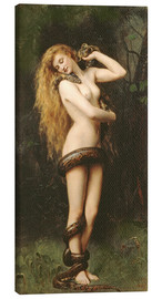 Canvas print  Lilith - John Collier