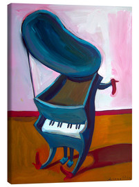 Canvas print  Little piano - Diego Manuel Rodriguez