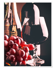Premium poster Noble grape