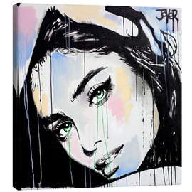 Canvas print  something maybe - Loui Jover