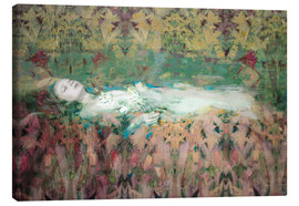 Canvas print  Ophelia - David McConochie