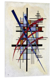 Forex  Sign with accompaniment - Wassily Kandinsky