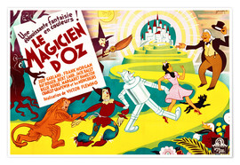 Premium poster The Wizard of Oz
