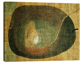 Canvas  The Fruit - Paul Klee
