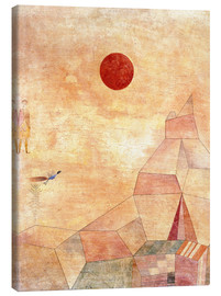 Canvas print  Fairytale - Paul Klee