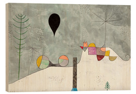 Wood  Winter Picture - Paul Klee