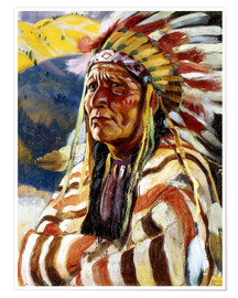 Walter Ufer - Chief Thundercloud
