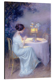 Aluminium print  A Moment of Solitude - Delphin Enjolras