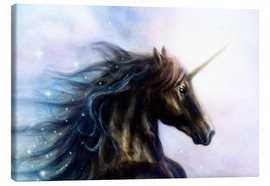 Canvas print  unicorn - Kidz Collection