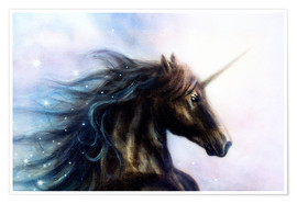 Premium poster  unicorn - Kidz Collection