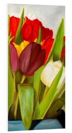 Forex  Cheerful spring colors - Monica Schwarz