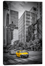 Canvas print  CHICAGO North Michigan Avenue - Melanie Viola