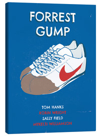 Canvas print  Forrest Gump - 2ToastDesign