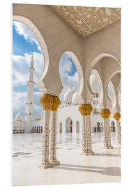 Forex  View of Sheikh Zayed Grand Mosque