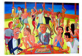 Diego Manuel Rodriguez - Dinner with friends 2014