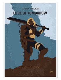 Premium poster Edge Of Tomorrow