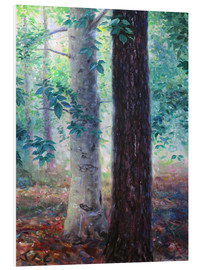 Jonathan Guy-Gladding - Elm and pine