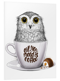 Forex  Owl you need is coffee - Nikita Korenkov
