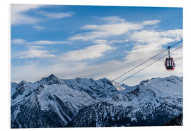 Forex  Ski Resorts in the winter - Mike Clegg Photography