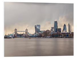 Forex  City of London Skyline - Mike Clegg Photography