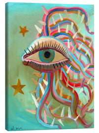 Canvas  The Eye of God - Diego Manuel Rodriguez