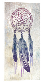 Acrylic print  Dream Catcher - Rachel Caldwell