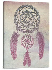 Canvas print  Dream Catcher Rose - Rachel Caldwell