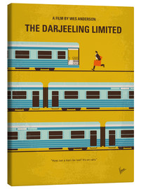 Canvas print  The Darjeeling Limited - chungkong