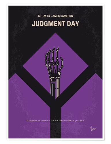 Premium poster Judgment Day