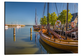 Aluminium print  Historic sailing boat at the Baltic Sea (Germany) - Christian Müringer