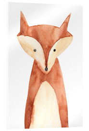 Acrylic glass  Fox - RNDMS