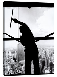 Canvas  Empire State Window Washer