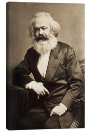 Canvas  Karl Marx