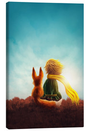 Canvas  The Little Prince - Elena Schweitzer