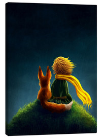 Canvas  Little Prince - Elena Schweitzer