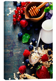 Canvas print  Healthy Breakfast
