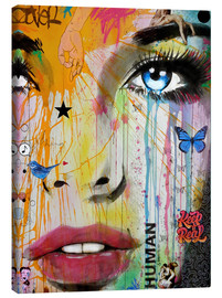 Canvas print  What is reality? - Loui Jover