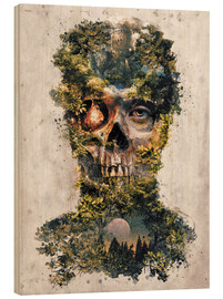 Wood  The Forest of Death - Barrett Biggers