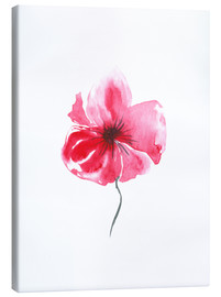 Canvas print  Poppy - RNDMS