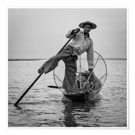 Sebastian Rost - Fisherman in Myanmar