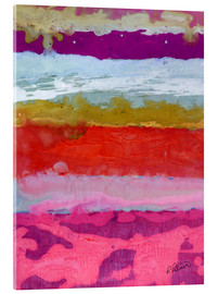 Acrylic glass  The Sky Is Falling - Ruth Palmer