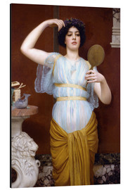 Alu-Dibond  Ione - John William Godward