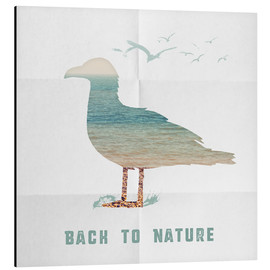 Sybille Sterk - Back to nature - seagull