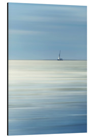 Aluminium print  Sailboat on the sea - Filtergrafia
