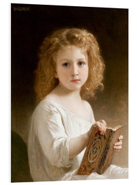 Forex  The story book - William Adolphe Bouguereau