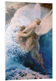 Forex  Spleen and Ideal - Carlos Schwabe