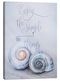 Canvas print  Simple Things - Andrea Haase Foto