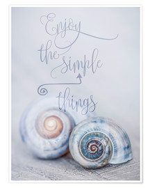 Premium poster  Simple Things - Andrea Haase Foto