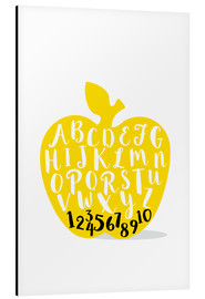 Ohkimiko - ABC apple yellow