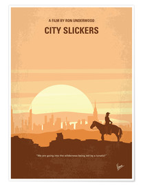 Premium poster City Slickers